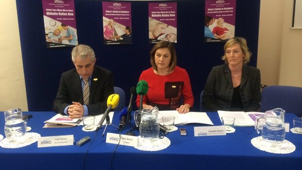 The INMO wants better staffing levels in Irish maternity units