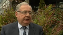 Pat Rabbitte discusses gas and oil exploration rules