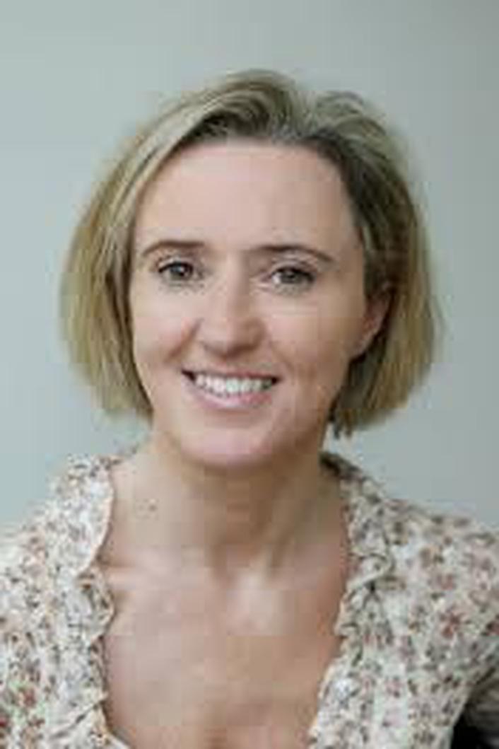 Debut author Liz Nugent