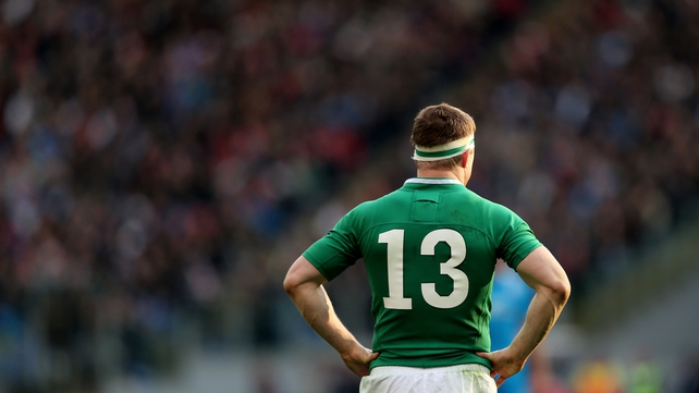"""Having reviewed his three performances for Ireland in this RBS 6 Nations in detail, I know for certain that he is still operating on a world class level"""