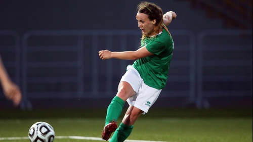 Ciara Grant: 'I thought we were going to hold out but it wasn't to be. Still it was a great result'