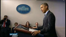 US President authorises sanctions on those involved in Ukrainian crisis