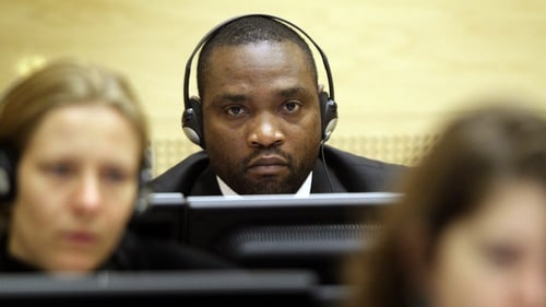 Germain Katanga sentenced to 12 years in prison for involvement in massacre in northeast Congo