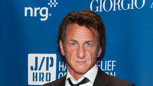 Sean Penn: debut novel on the way which doesn't spare the satire horses