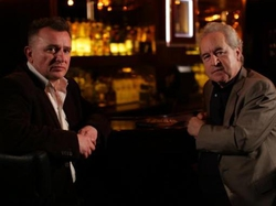 Declan Hughes and John Banville talk Raymond Chandler