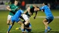 Ireland Under 20s see off Italy in Athlone
