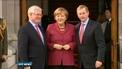 German Chancellor describes bailout as a tremendous success story