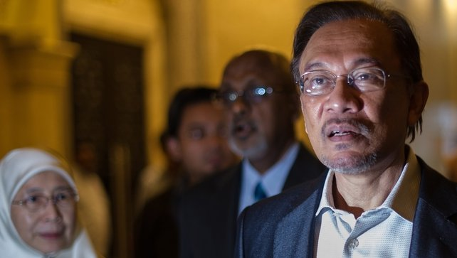 Anwar Ibrahim's acquittal on sodomy charges has been overturned