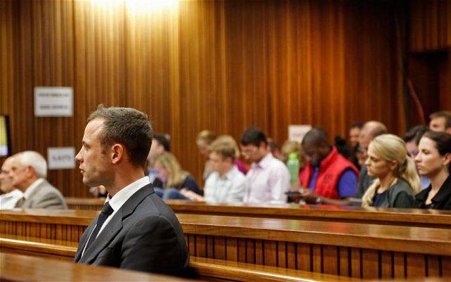 Oscar Pistorius' trial continues in South Africa