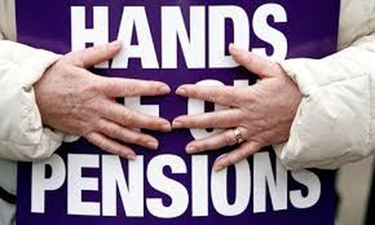Pensions Unrest