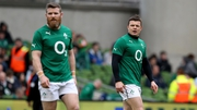 Gordon D'Arcy has been tipped to step into Brian O'Driscoll's outside centre role for Ireland