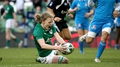 Dominant Ireland whitewash Italians