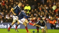 Doussain shatters Scottish hopes of shock