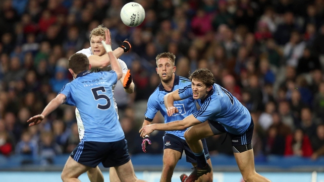 Dublin back on track to claim a semi-final spot
