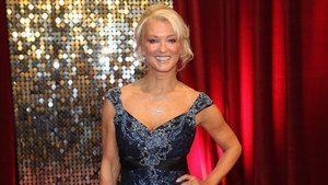 Gillian Taylforth exiting Hollyoaks
