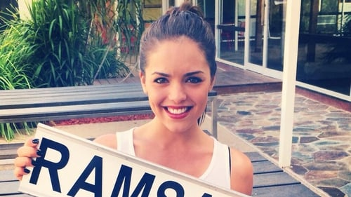 Olympia Valance joins Neighbours