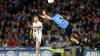 Brian Carthy reports on Dublin's win over Kildare