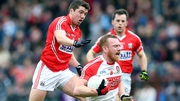 Division 1 leaders Cork play host to Derry