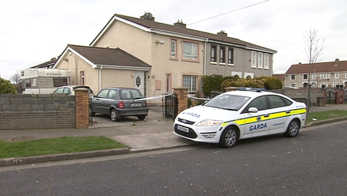 The incident happened on Moateview Avenue in Coolock