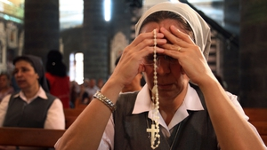Around 12 nuns were held for over three months