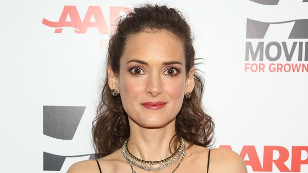 Winona Ryder wants to work with The Wire creator