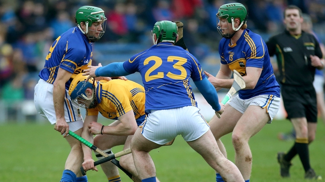 Clare proved too good for their neighbours