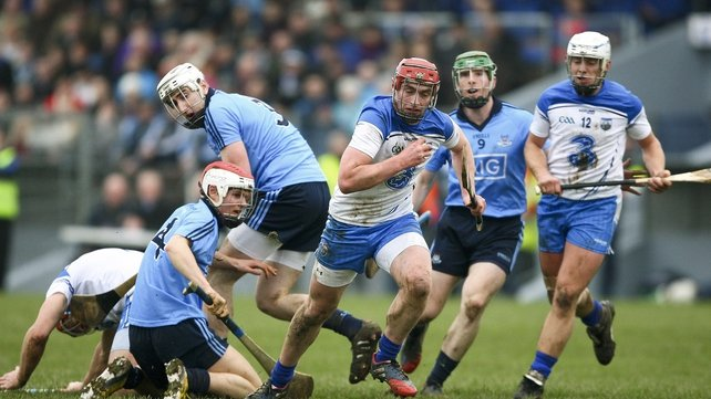 Pauric Mahony was the Déise star as the points went to the home side