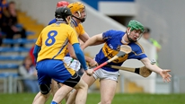 Mike McCartney was in Semple Stadium as Clare put four goal past their hosts