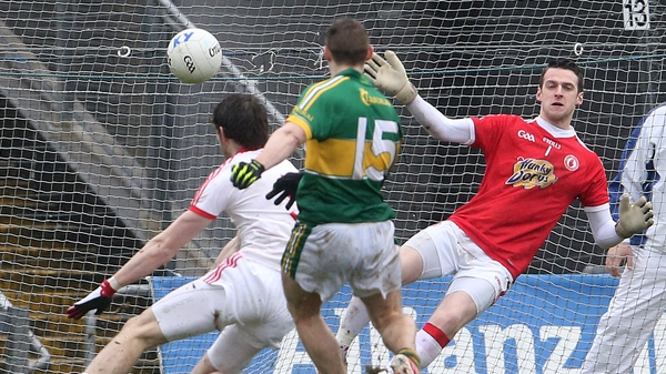 James O'Donoghue was the star man as Kerry get their first points in this season's top flight