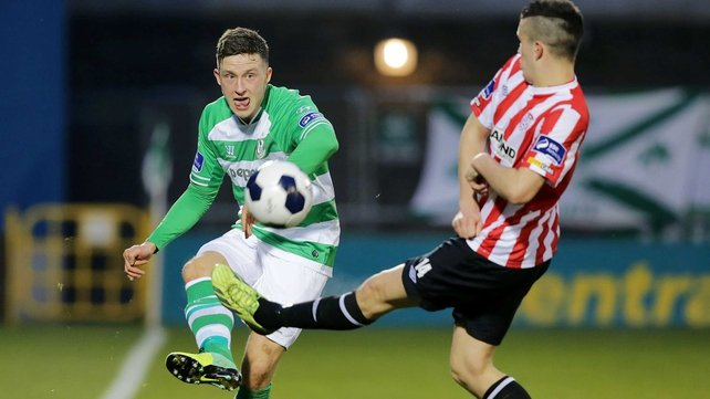 Shamrock Rovers began their season with a draw at Tallaght Stadium