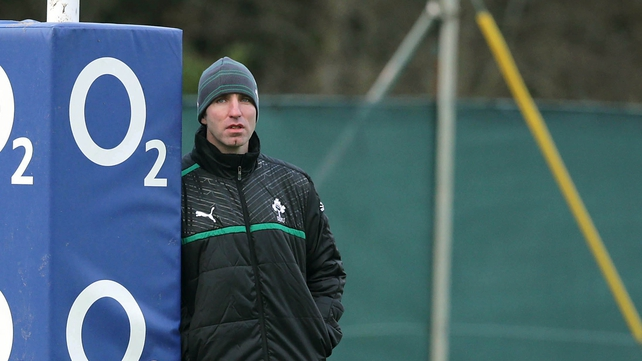 Ireland Performance Psychologist Enda McNulty