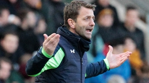Tim Sherwood said the Spurs job had been a massive learning curve