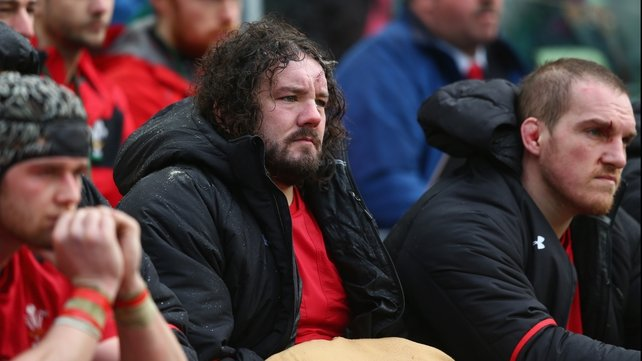 Adam Jones and Gethin Jenkins have both performed poorly for Wales in the 2014 championship season