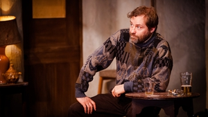 O'Hanlon - Nominated for Best Supporting Actor for his performance in The Weir Photo: Helen Warner