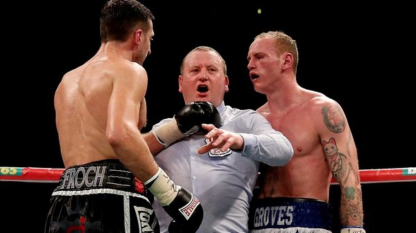 Carl Froch beat George Groves in a controversial stoppage in November 2013