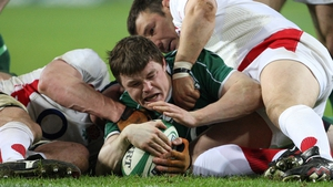 The Dubliner scored four tries as captain and led Ireland to Grand Slam glory in 2009