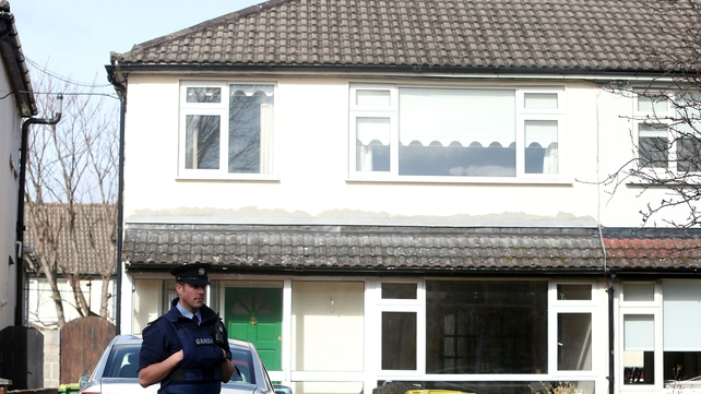 Gardaí were called to Woodlawn Park Grove in Firhouse yesterday afternoon