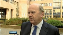 Minister for Finance says Morgan Kelly's views must be taken seriously