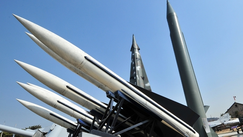 Missile test coming soon after recent North Korean nuclear test