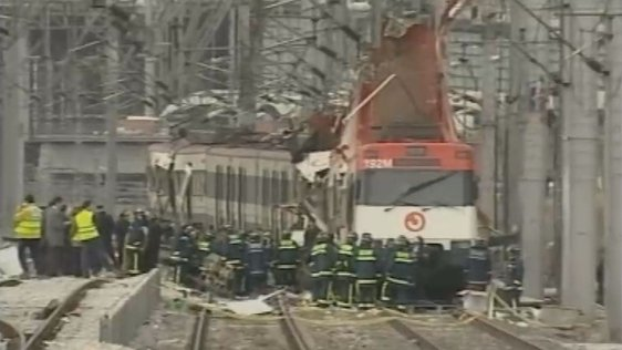 Madrid Train Bombing (2004)