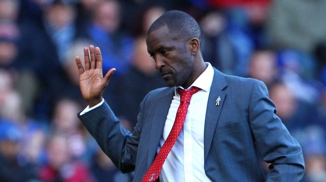 Chris Powell led Charlton to an FA Cup quarter-final