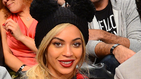 Beyoncé has been spotted out and about in Dublin