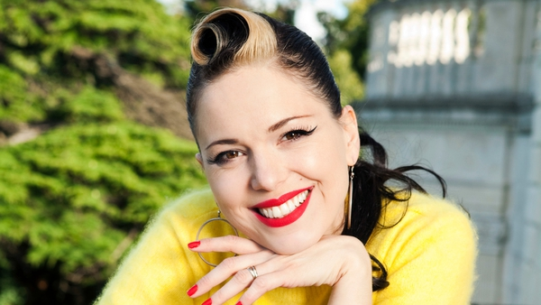 Imelda May - Taking part in Ceiliúradh (Celebration) at the Royal Albert Hall on Thursday April 10