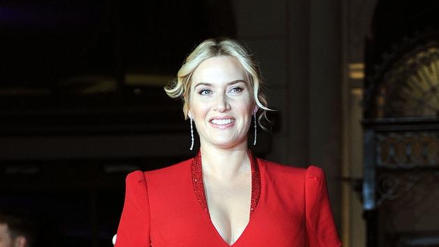 Kate Winslet receive Hollywood Walk of Fame star