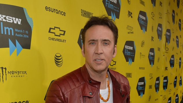 Nicolas Cage cast in Pay the Ghost