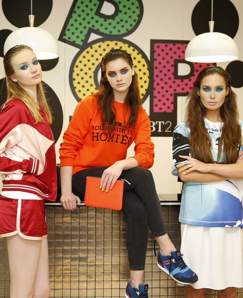 BT2 Grafton Street launches POP Icons pop-up store