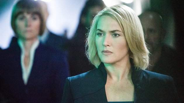 We could have done with more of Kate Winslet