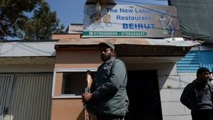 Nils Horner was shot outside a Lebanese restaurant in Kabul