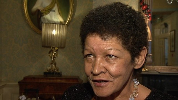 Death of Christine Buckley