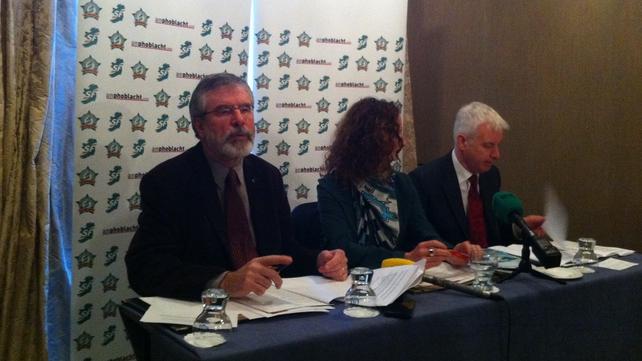 Sinn Féin wants a taskforce on emigration